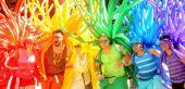 Gay parade in Buenos Aires